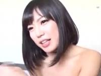 清純派巨乳美人女子校生がイケメン男優相手に優しくリードしてもらい初めての中出しセックス 清水健 erovideo無料エロ動画