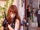 妹をヤクザに人質にとられ脅されて抵抗できずにデカチン挿入されてレイプされちゃう強く気高い美人巨乳捜査官 吉村卓 FC2 無料エロ動画
