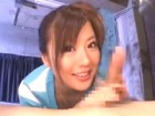 アイドル系の美少女AV女優が男優の上手い手マンに可愛く感じまくりバックで自分から腰を振ってセックス ほしのみゆ裏アゲサゲ 無料エロ動画