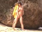 スタイルの良いショートヘア美人が浜辺や公園で青姦SEX 司ミコト erovideo無料エロ動画