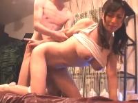 マッサージ店のグラマラス巨乳美人お姉さんの過激サービスがエロ過ぎてガマン出来ずにセックスから中出しまでさせてもらう 裏アゲサゲ無料エロ動画