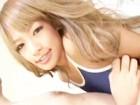 めちゃくちゃ可愛いスク水着た金髪痴女ギャルが乳首舐めとフェラでペロペロご奉仕 RUMIKA FC2 無料エロ動画