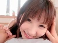 家に引っ越して来てくれたアイドル級色白激カワ彼女との夢のラブラブセックス生活 天使もえ erovideo無料エロ動画