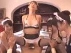 高級ホテルに泊まりに来る男性客に可愛いメイド達が中出しセックスをウエルカムサービス erovideo無料エロ動画