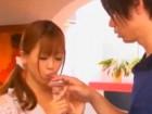 料理教室の可愛い先生が若い男性生徒を誘惑してセックス 小田切ジュン erovideo無料アダルト動画