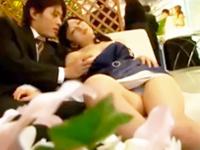 真琴 結婚式の2次会で飲みすぎちゃったお姉さんをトイレに連れ込み迫っちゃうイケナイお兄さんの大胆セックス 真琴 裏アゲサゲ無料エロ動画